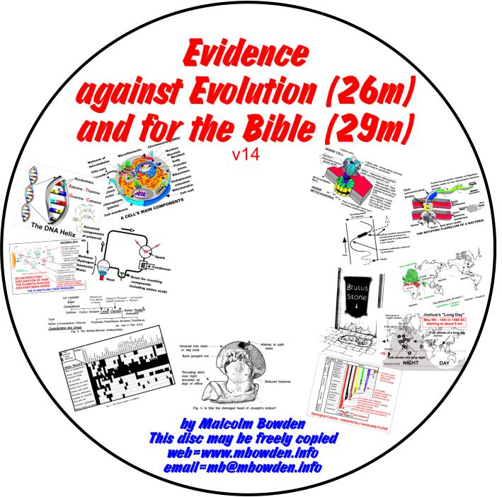 disc label